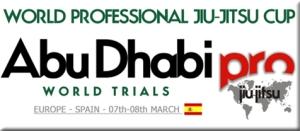 World Professional Jiu Jitsu Cup 2009 European Trials