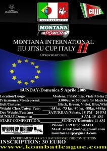 Poster de la Montana Cup 2
