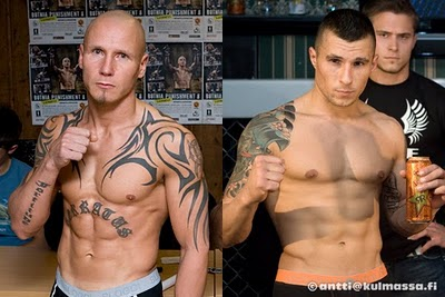 david aranda vs mathias klockars