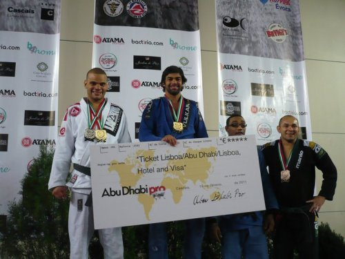yan cabral european abu dhabi pro trials 2011 champion